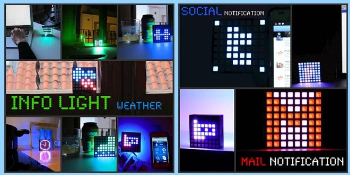España: L8 SmartLight, una luz inteligente que se controla con el teléfono móvil