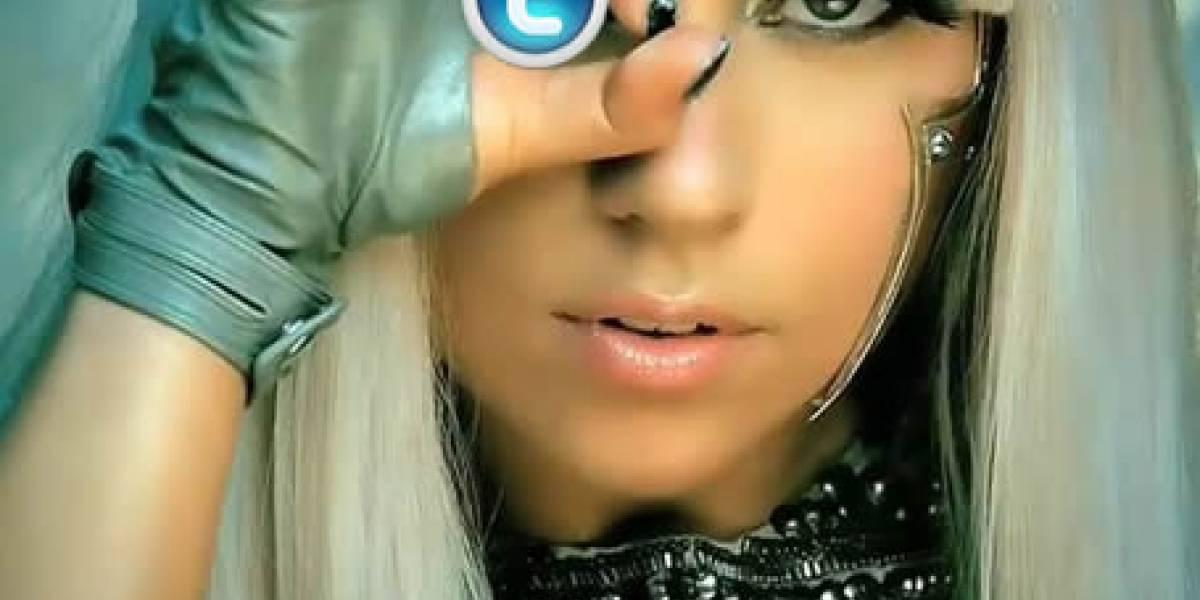 Lady Gaga es la primera persona con más de 10 millones de seguidores en Twitter