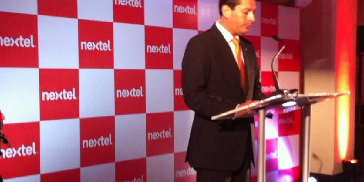 Nextel lanza oficialmente su operación 3G en Chile