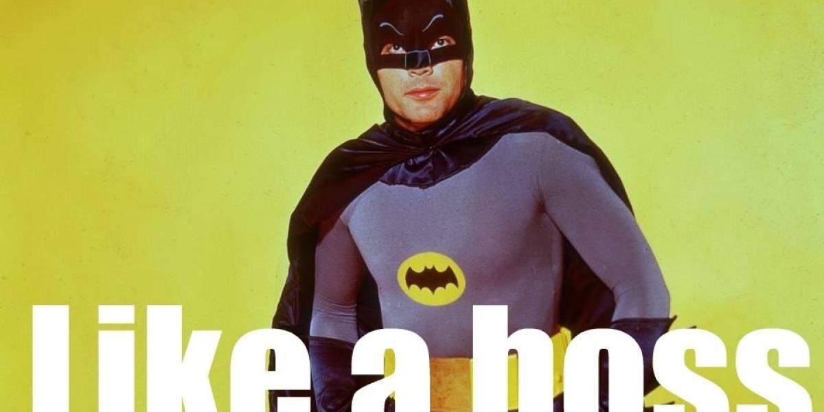 En Arkham City, podrás vestir a Batman como si fuese 1970
