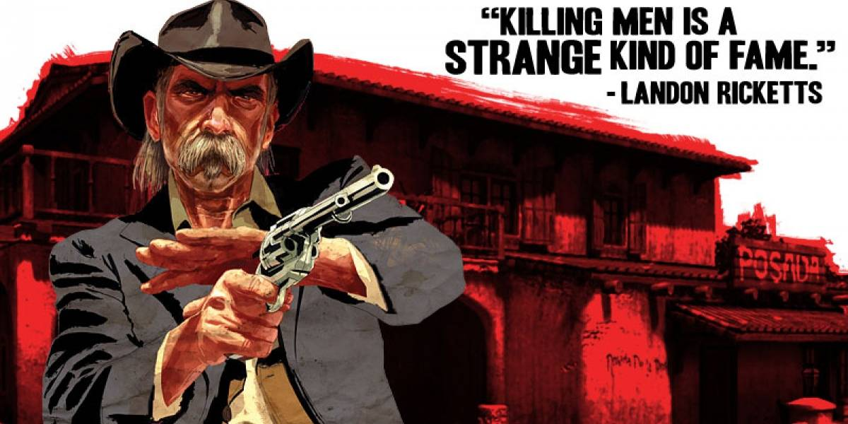 Detalles del DLC Myths and Mavericks para Red Dead Redemption