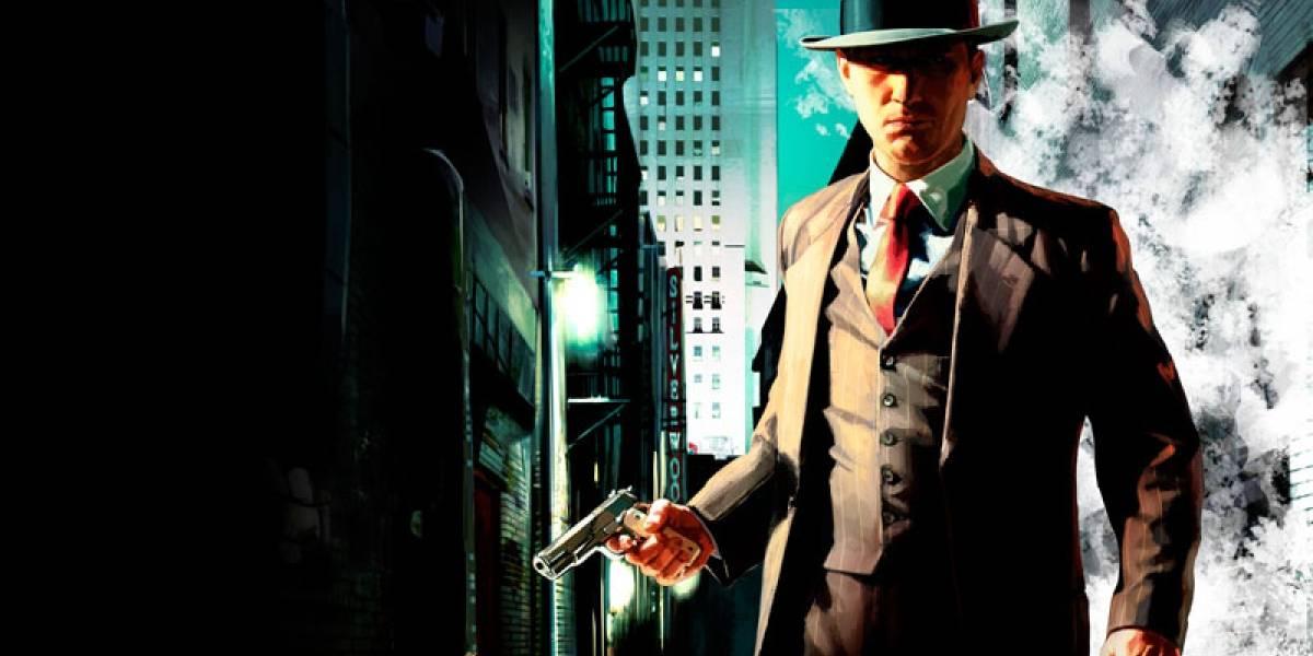 L.A. Noire era originalmente de seis discos en Xbox 360