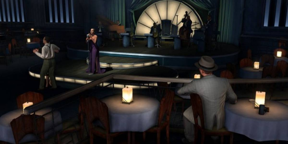 L.A. Noire en OnLive agrega soporte para controles táctiles
