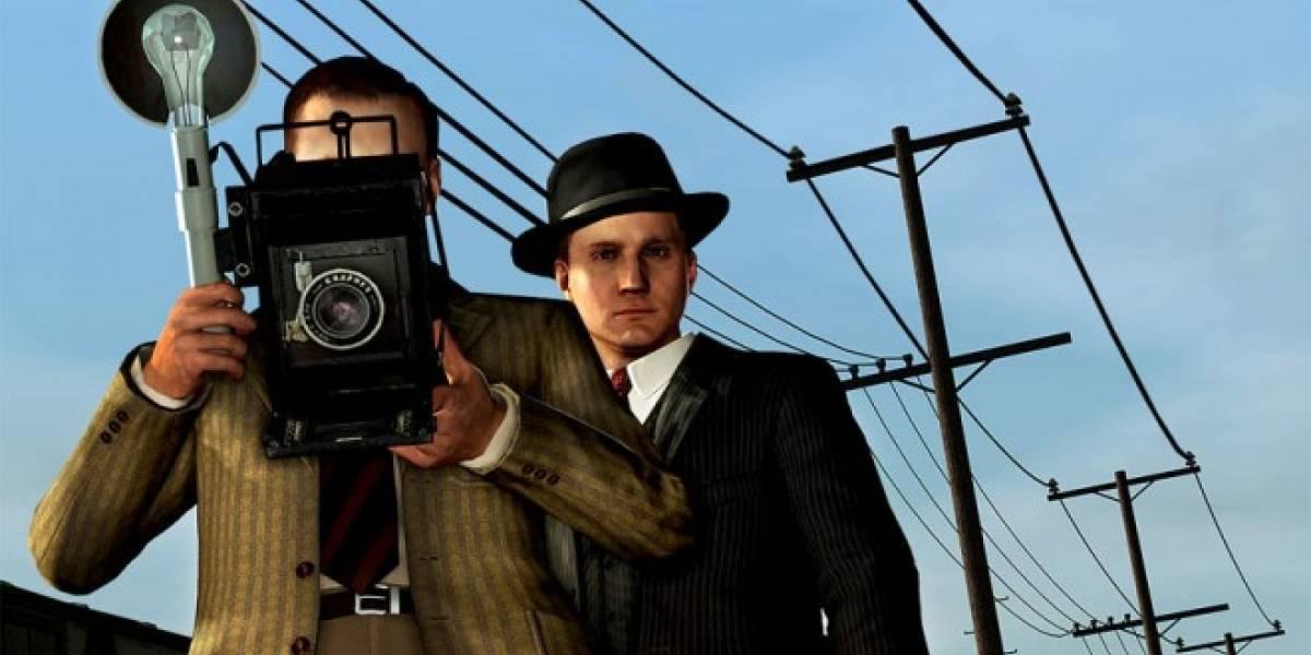 Ofertón de L.A. Noire en Steam