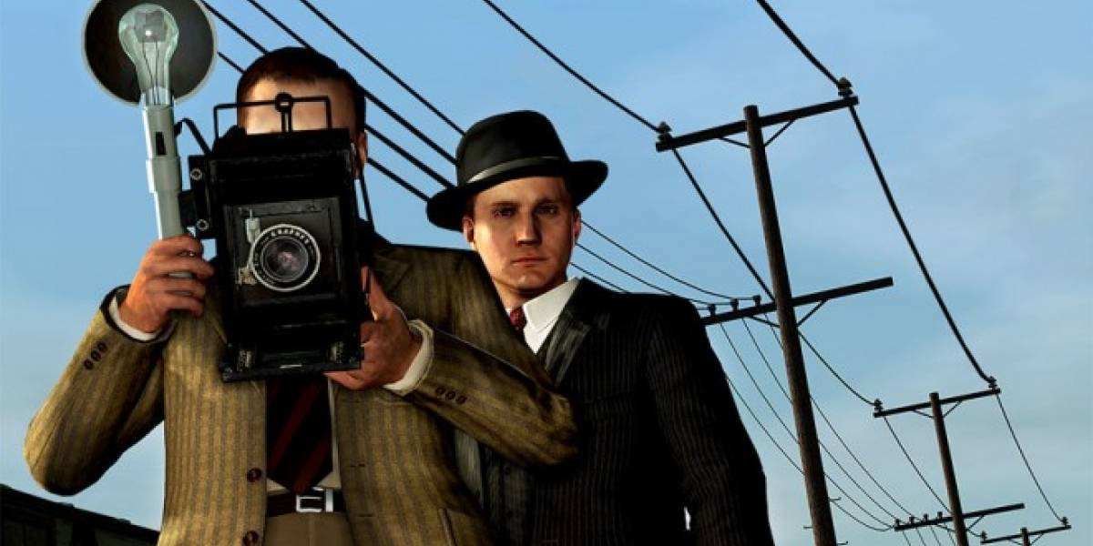 L.A. Noire vende 899,000 copias en Mayo y solo en Estados Unidos