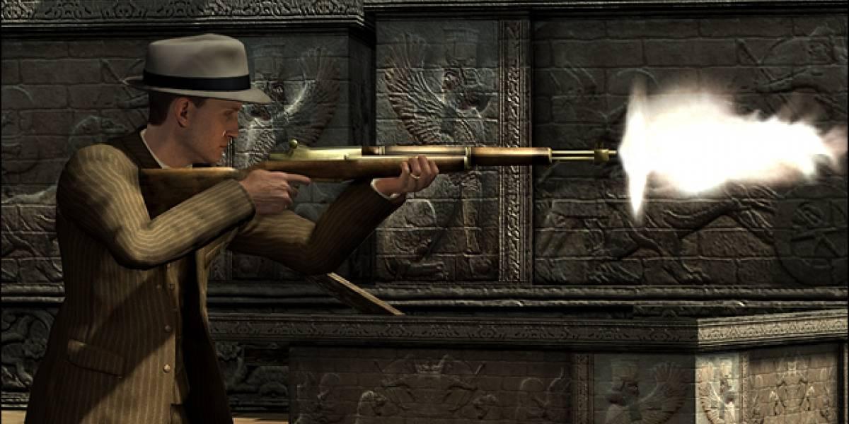 L.A. Noire también sobrecalienta XBOX 360