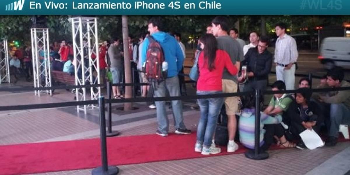 En Vivo: Lanzamiento del iPhone desde las distintas compañías (en Chile)