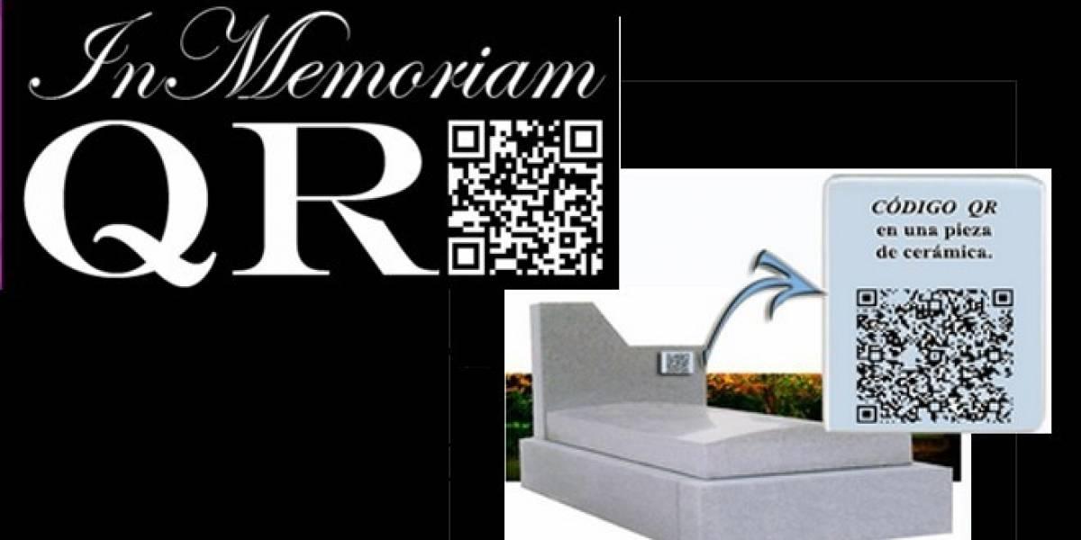 España: Funeraria online ofrece lápidas con códigos QR