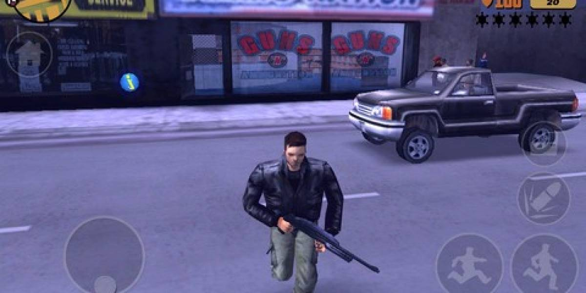 Grand Theft Auto ya está disponible para iOS y Android