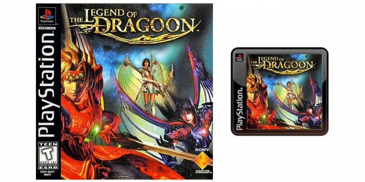 The Legend of Dragoon regresará vía PSN muy pronto