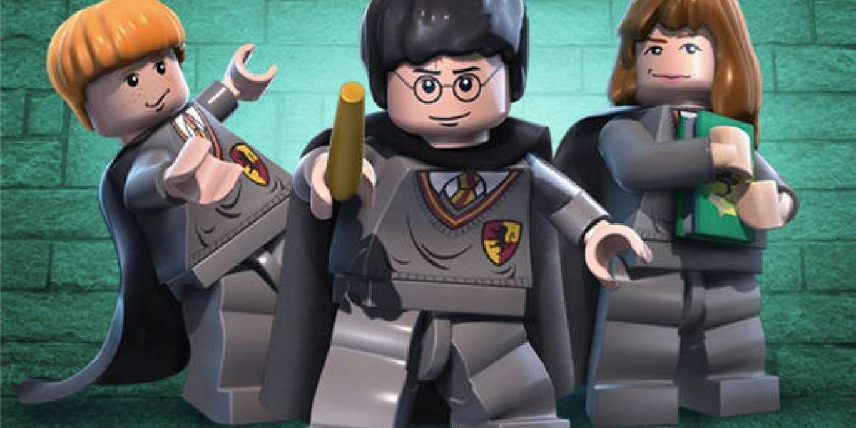 Se anuncia Lego Harry Potter: Years 5-7, incluyendo versiones para NGP y 3DS