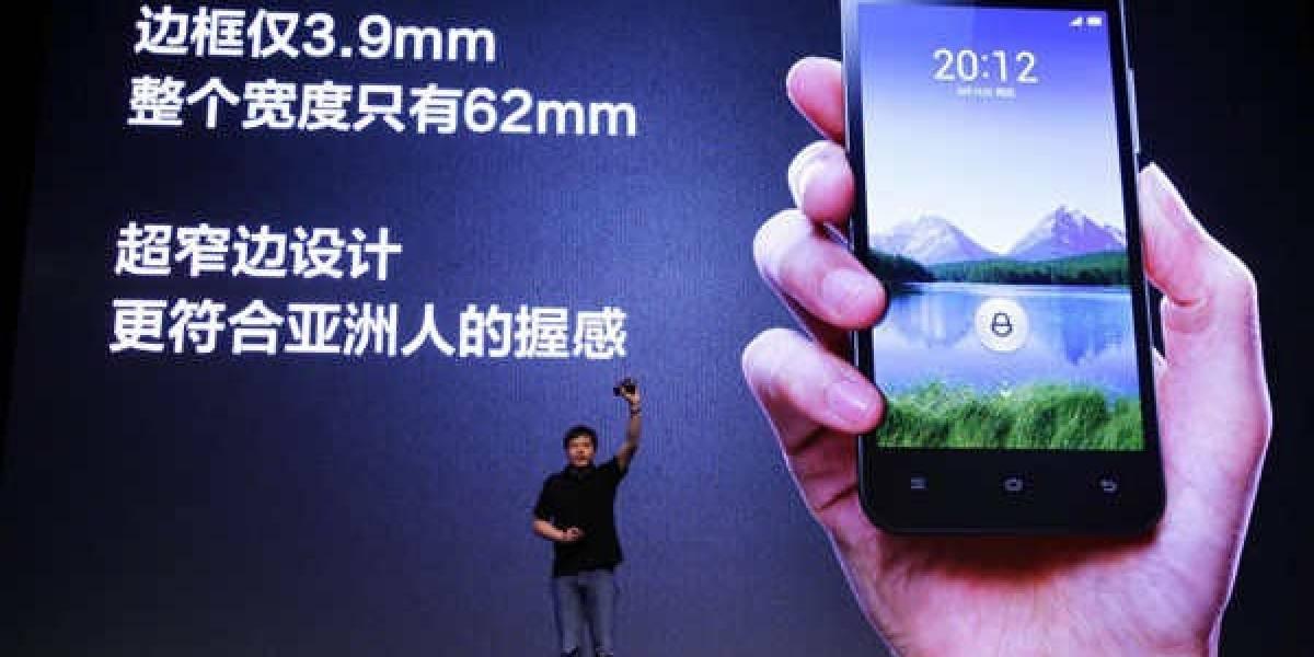 Apple tiene un verdadero rival en China