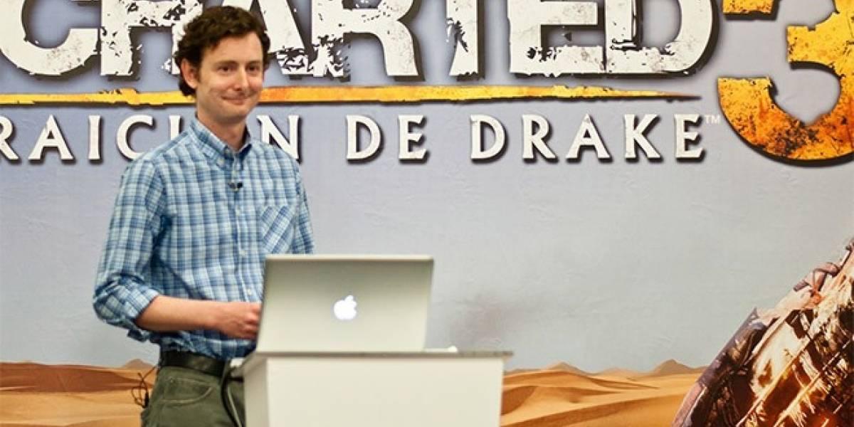 Diseñador de Uncharted dice adiós a Naughty Dog