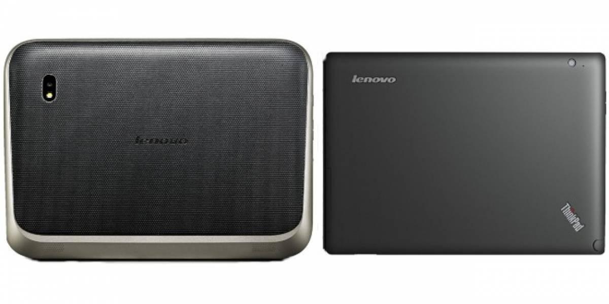 Chile: Lenovo presentó sus dos nuevos tablets: IdeaPad Tablet K1 y ThinkPad Tablet