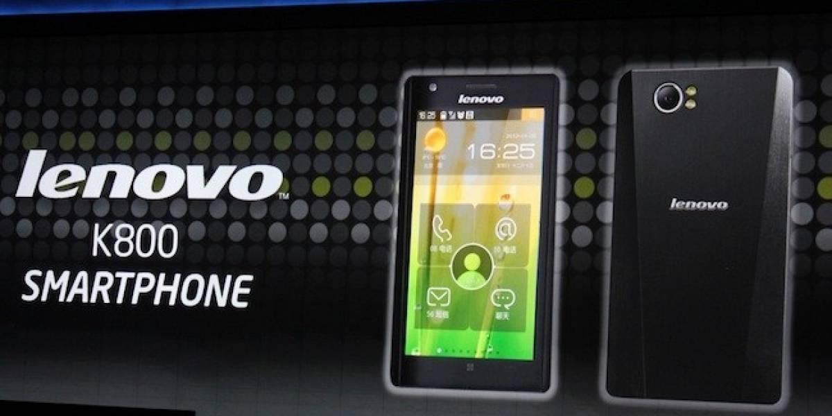 El primer smartphone con procesador Intel verá la luz esta semana