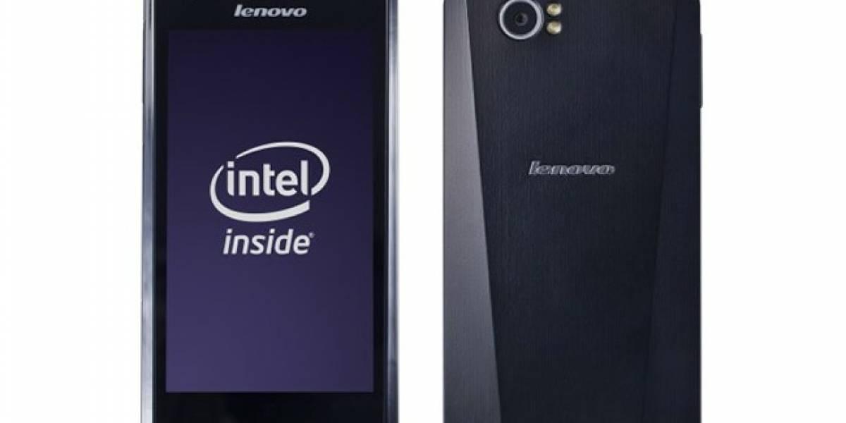 El Lenovo LePhone K800 y su procesador Intel hacen su debut en China