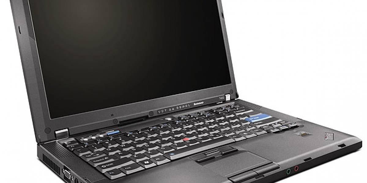 Nuevas Lenovo ThinkPad con procesador Sandy Bridge y batería de hasta 30 horas