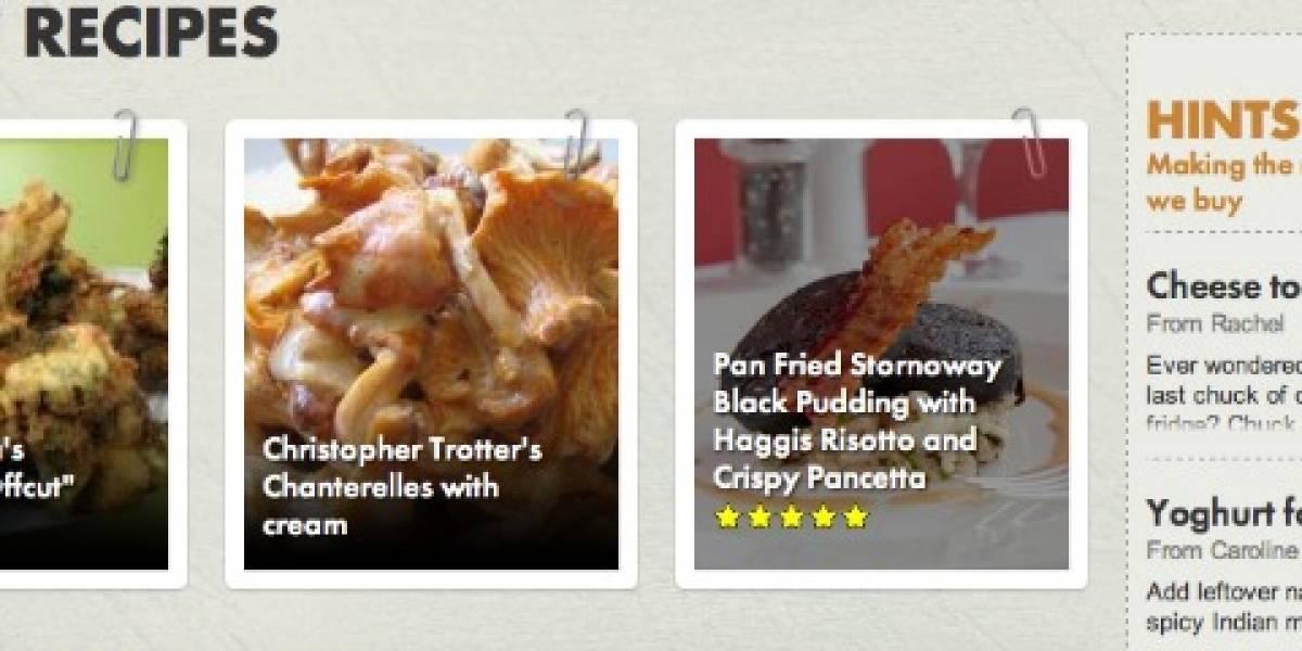 Aplicación Love Food Hate Waste te ayuda a no perder comida