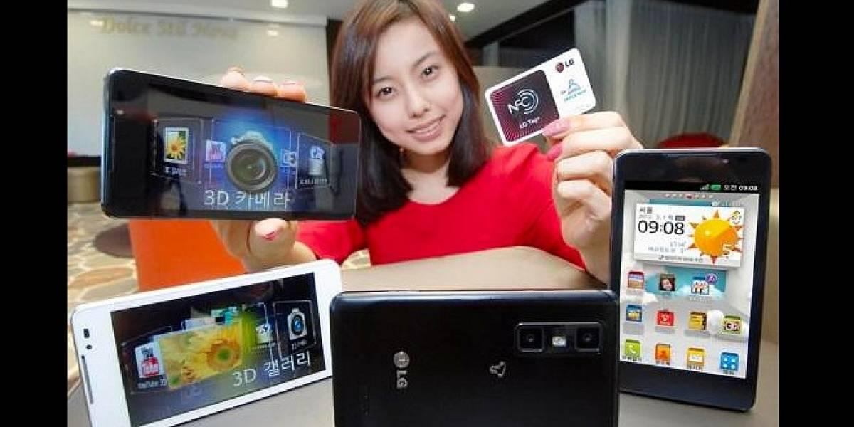 LG Optimus 3D Max hace su arribo en Europa