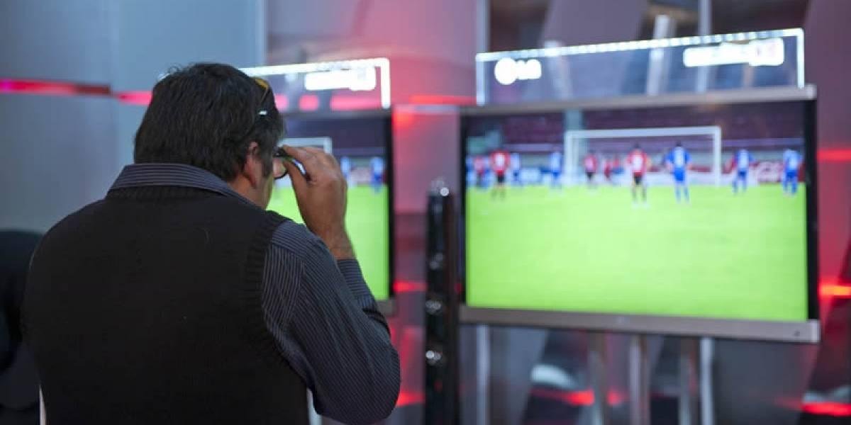 Chile: LG y el CDF acercan el fútbol nacional en 3D para el hincha de sofá y cervezas