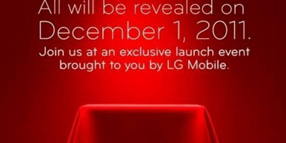 LG invita a un evento exclusivo el 1 de diciembre en que lanzaría el Nitro HD