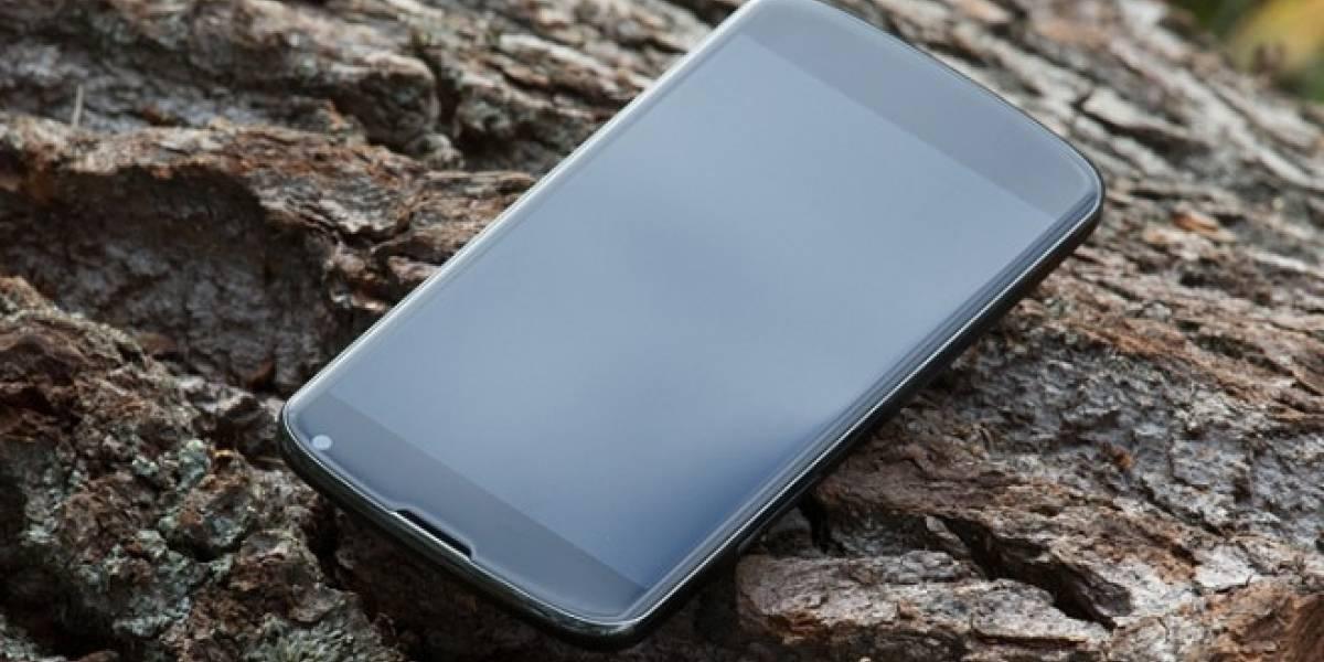 Filtración reconfirma las especificaciones del LG Nexus 4