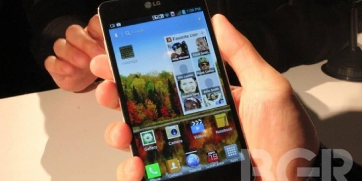 Se filtran supuestas especificaciones del smartphone LG Nexus