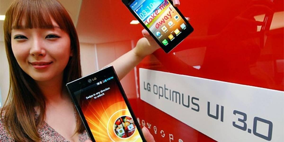 Futurología: LG lanzará teléfono con su propio chip quad-core