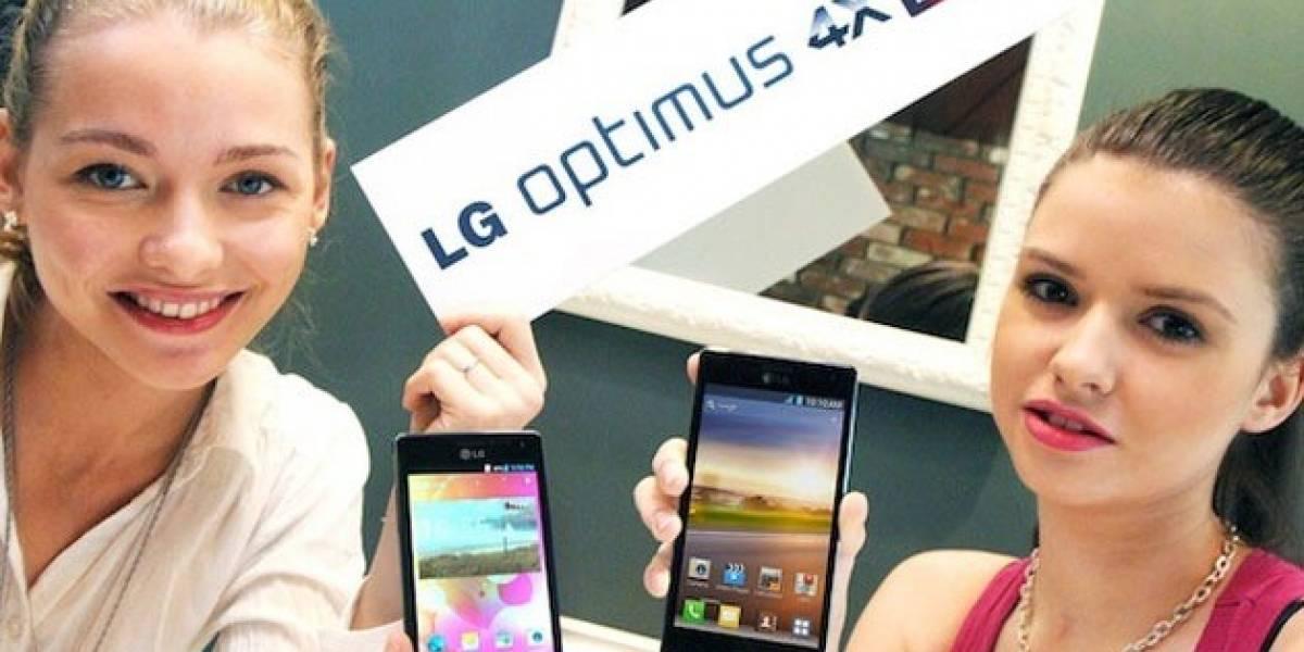 LG Optimus 4X HD, porque cuatro núcleos son la tendencia en gama alta