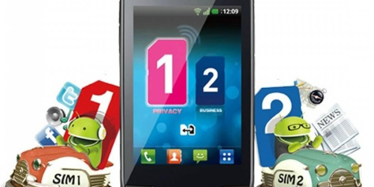 Se anuncia LG Optimus Net con dos ranuras para tarjetas SIM