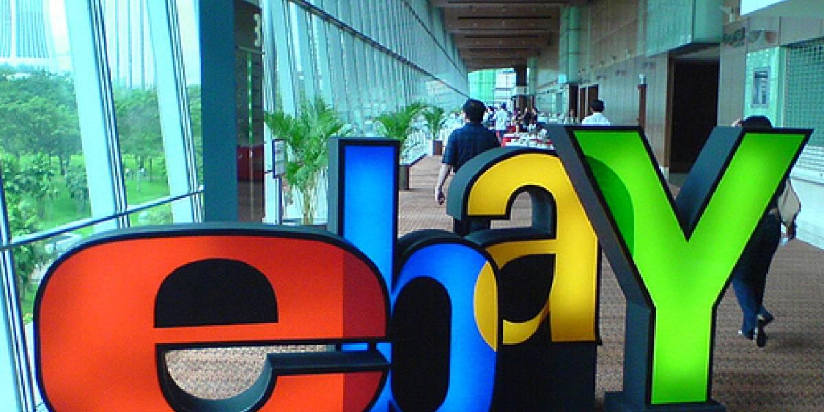 eBay baja sus beneficios por su política de adquisiciones