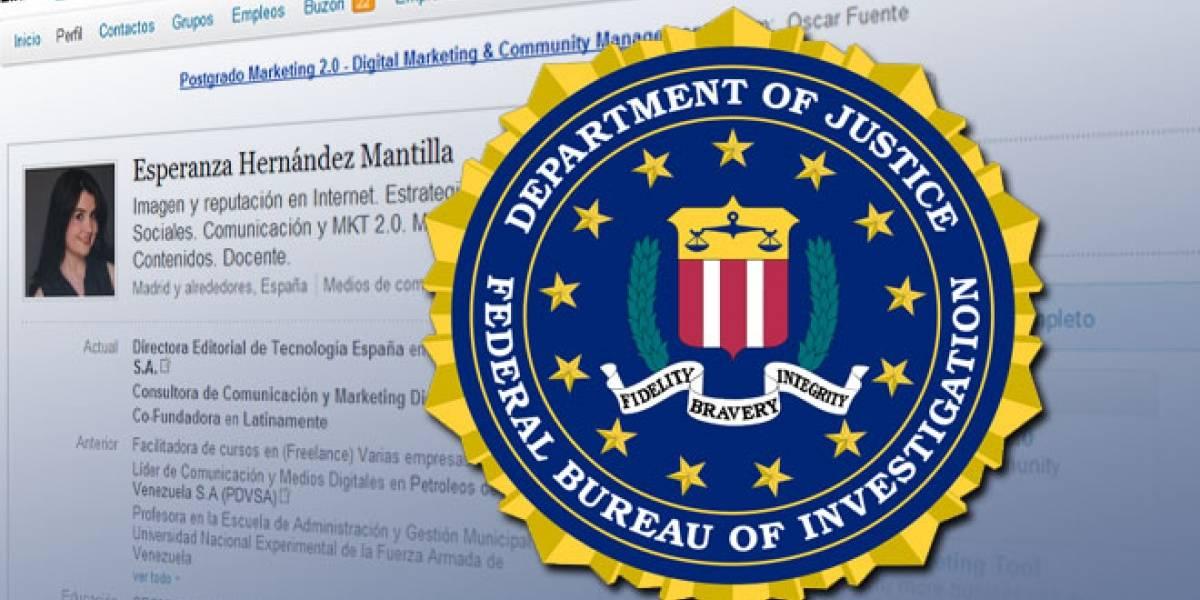 El FBI investiga el robo de contraseñas en LinkedIn