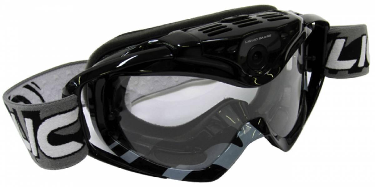 CES 2012: Los Goggles Apex HD son para los amantes de los deportes extremos