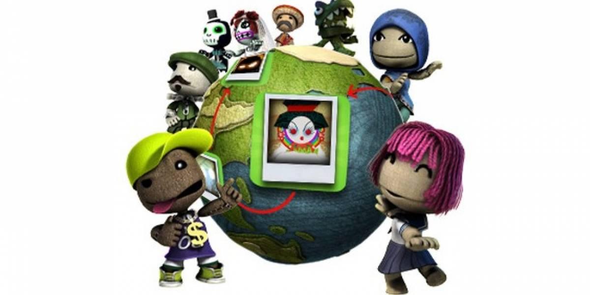 ¿Qué te parece la idea de un juego social de LittleBigPlanet?