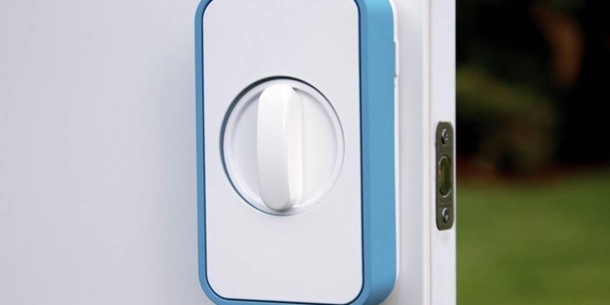 Lockitron: Un dispositivo para eliminar el uso de llaves