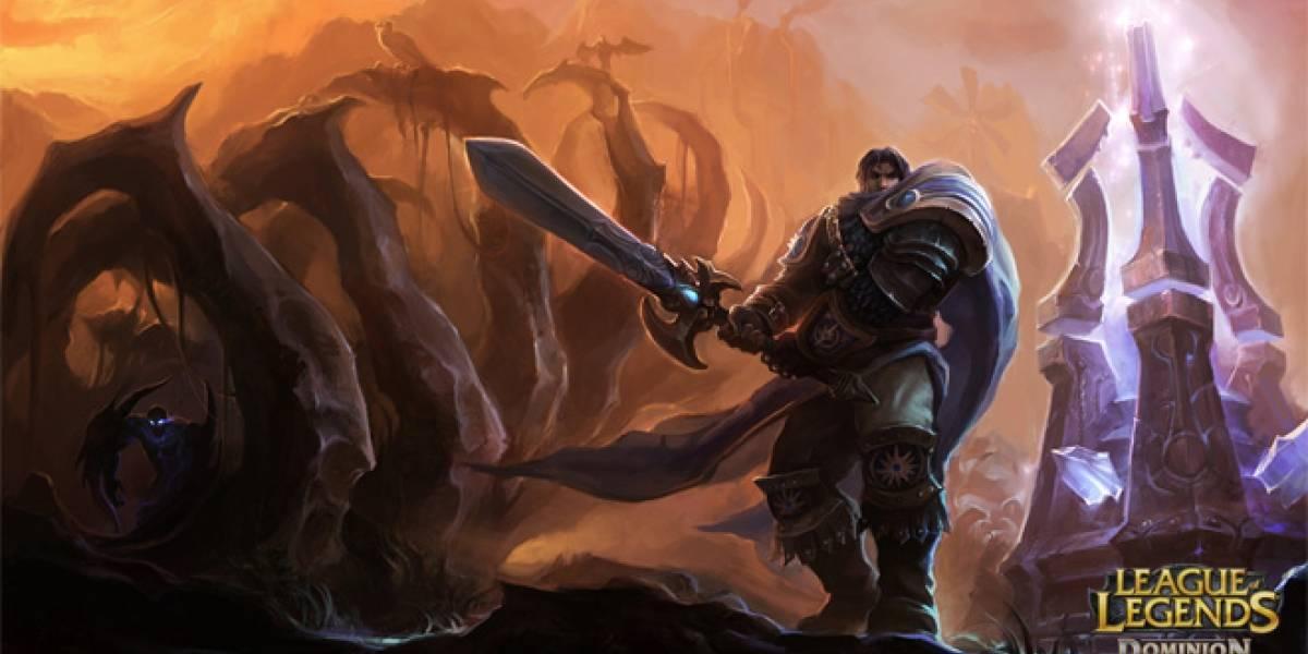 League of Legends: Dominion ya está disponible