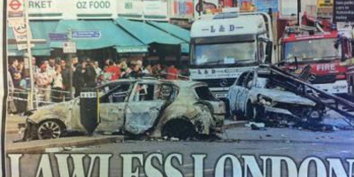 Periódico británico se retracta de culpar a GTA de disturbios en Londres