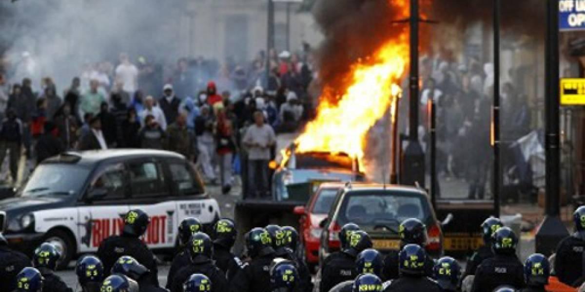 Gran Bretaña se retracta de 'apagar' redes sociales cuando haya disturbios