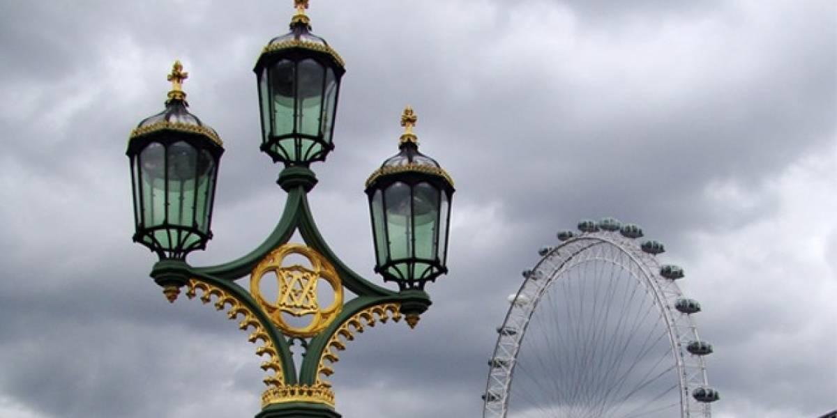 Alumbrado público de Londres será controlado con una aplicación para el iPad