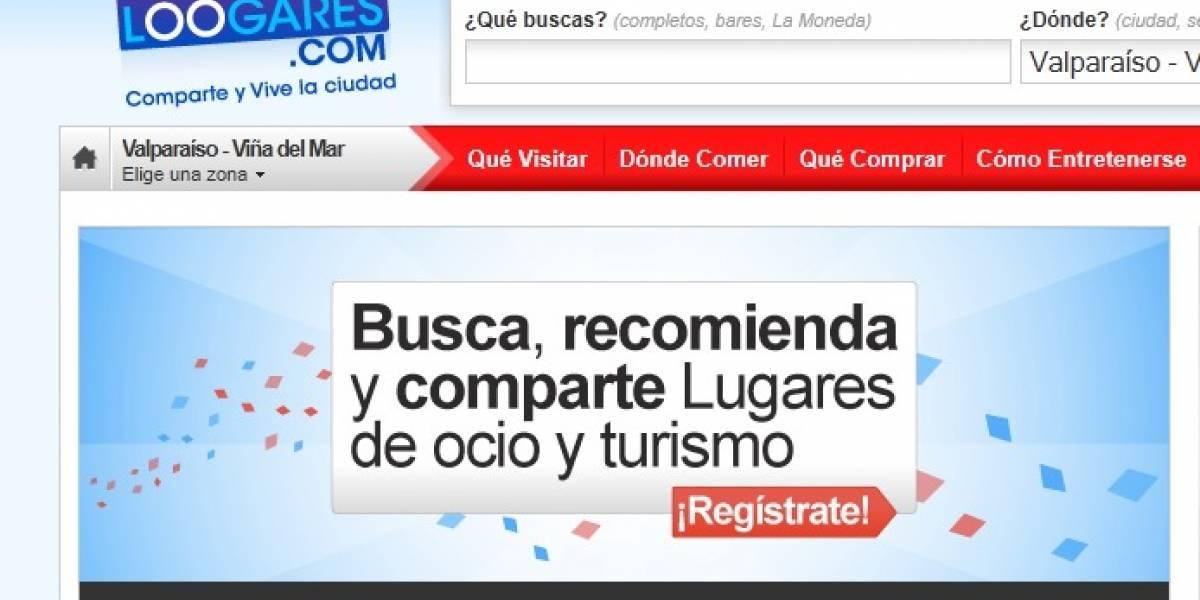 Chile: Loogares.com apuesta por convertirse en la mayor guía de ciudades [FW Startups]