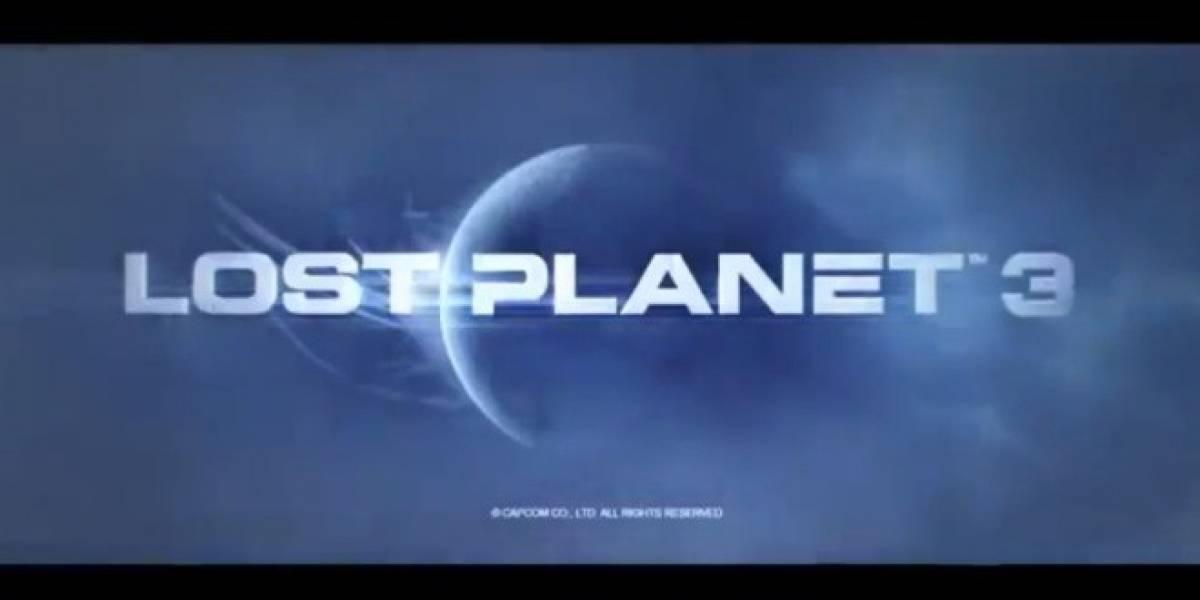 Lost Planet 3 anunciado por Capcom, se lanza el próximo año