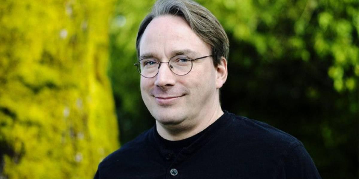 Linus Torvalds recibe la distinción más importante en el mundo de la tecnología