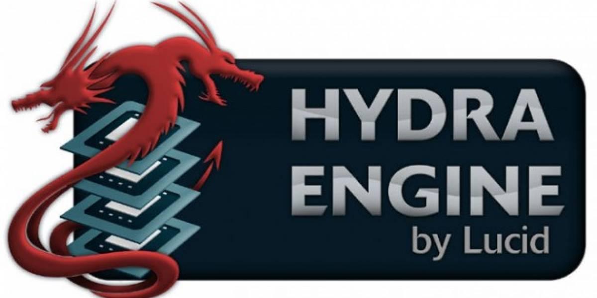 Más detalles de Hydra 200