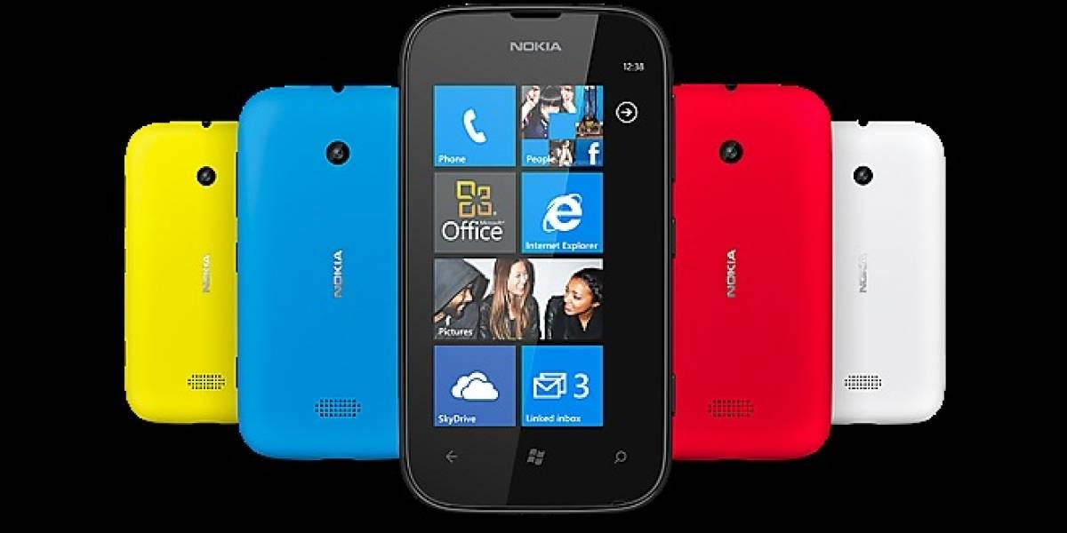 Nokia presenta el Lumia 510 en India