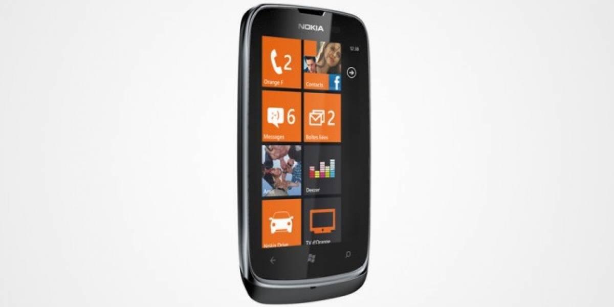 Nokia lanza el Lumia 610 con NFC
