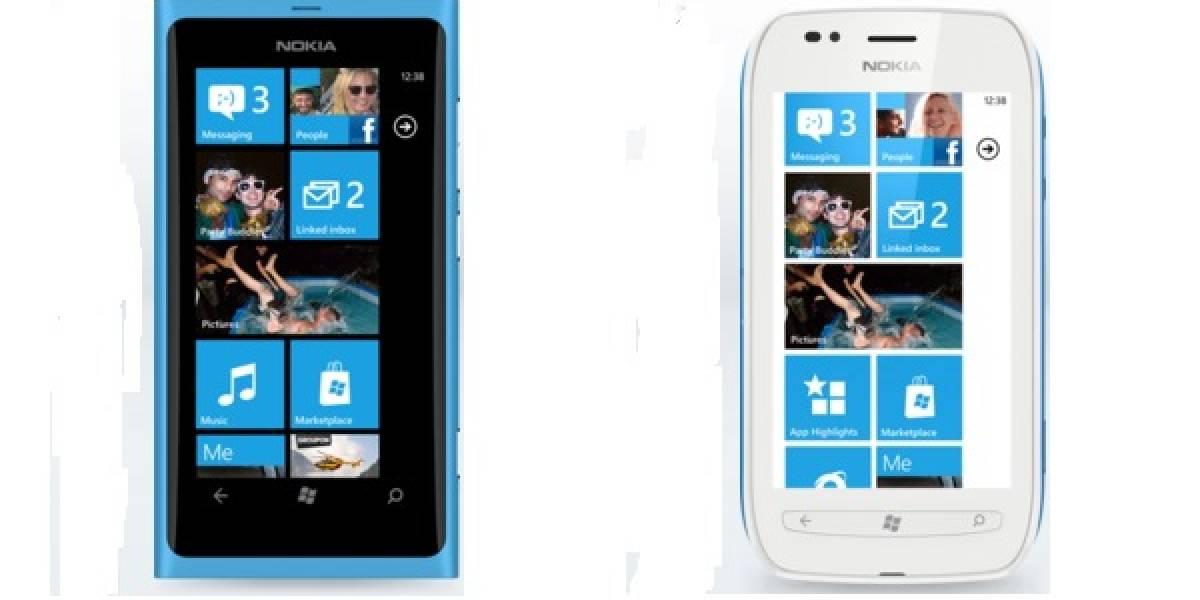 Chile: Lumia 800 y Lumia 710 (tenemos los precios y las fechas)