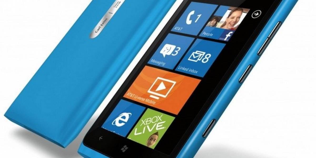 Nokia rebaja el 50% del precio de su Lumia 900 en Estados Unidos