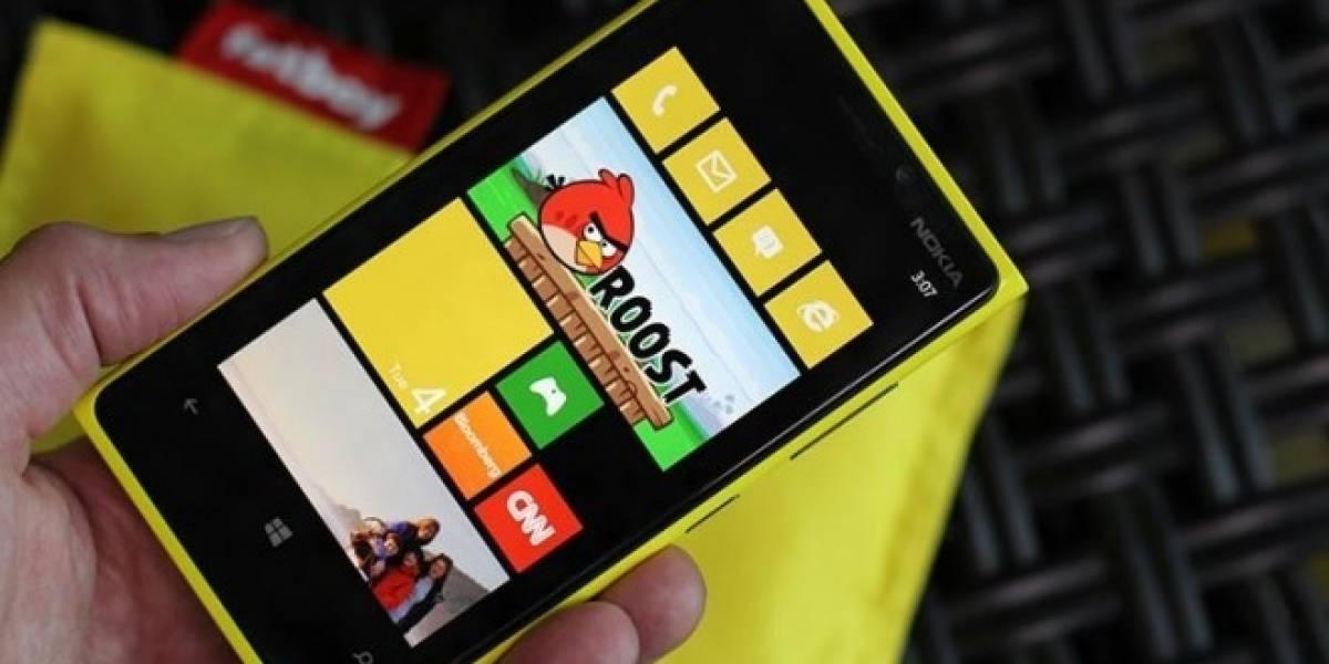 Los Nokia Lumia 920 y 820 llegarían a Europa el 1 de noviembre