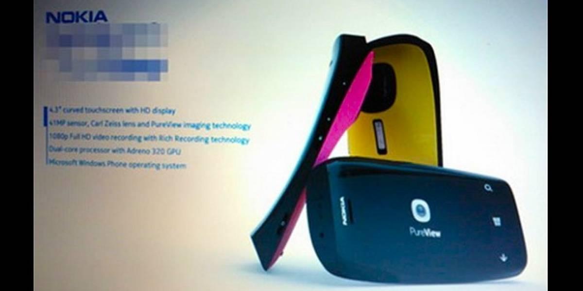 Se filtran imágenes de un supuesto Nokia Lumia PureView