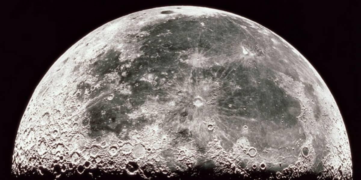 NASA: Podría haber agua congelada en la luna